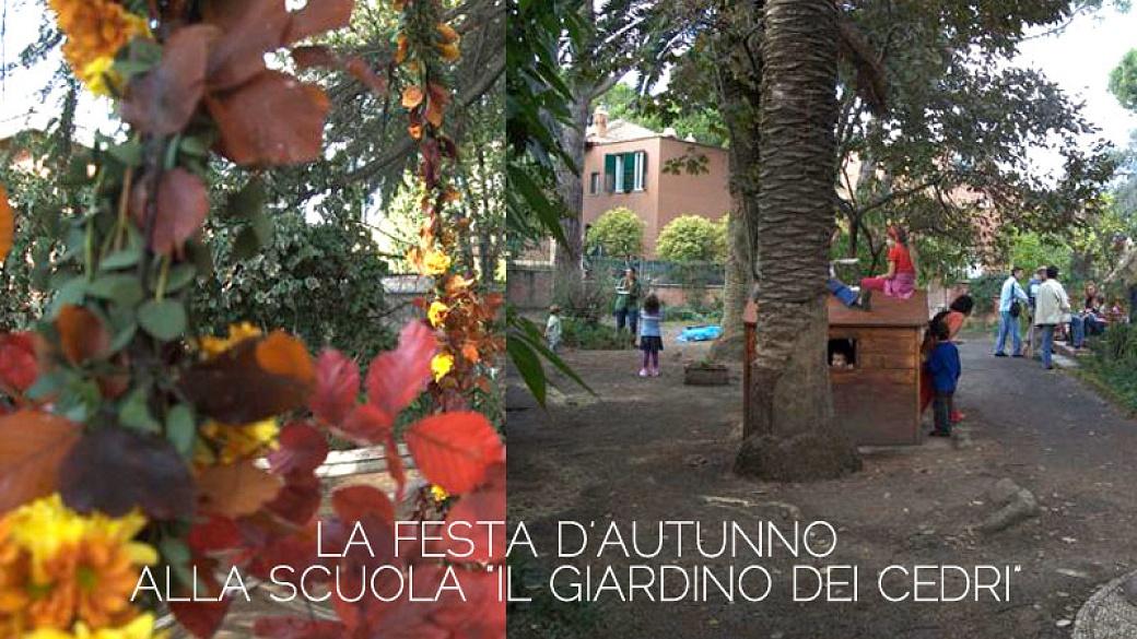 Festa d'autunno – preparativi e organizzazione