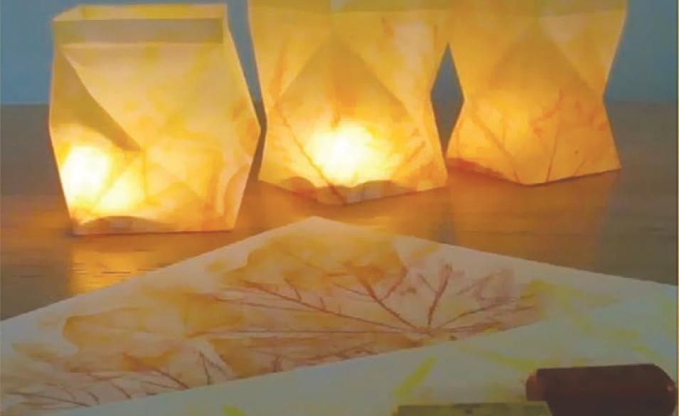 Laboratorio di Lanterne per la Festa di San Martino