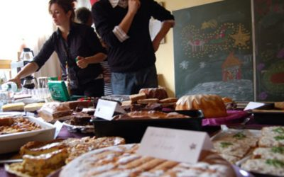 Bazar: preparativi e organizzazione